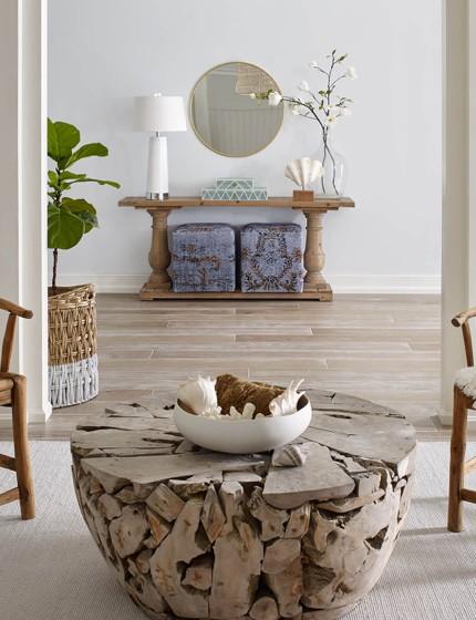 luxury vinyl tile | Frazee Carpet & Flooring