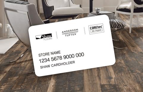 Wells fargo financing | Frazee Carpet & Flooring