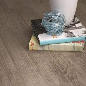 Books on Laminate floor | Frazee Carpet & Flooring