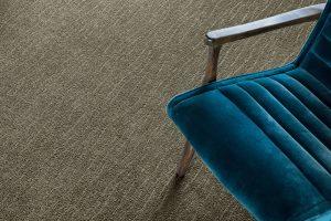 Chair on Carpet flooring | Frazee Carpet & Flooring