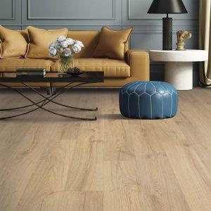 Sofa on Laminate flooring | Frazee Carpet & Flooring