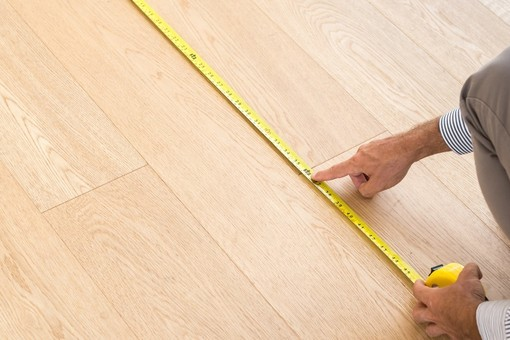 Floor estimate | Frazee Carpet & Flooring