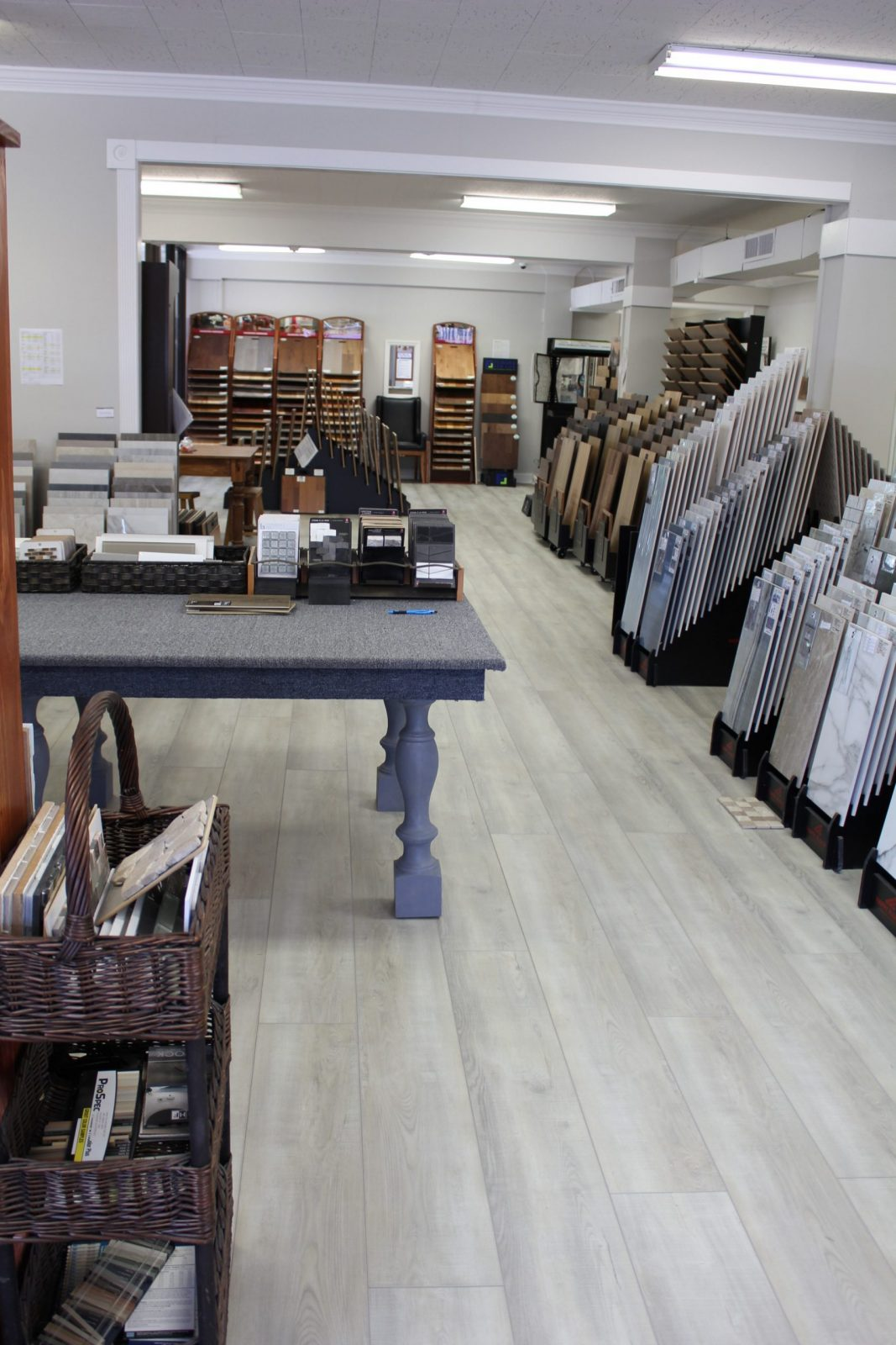 Showroom in Durham, NC | Frazee Carpet & Flooring