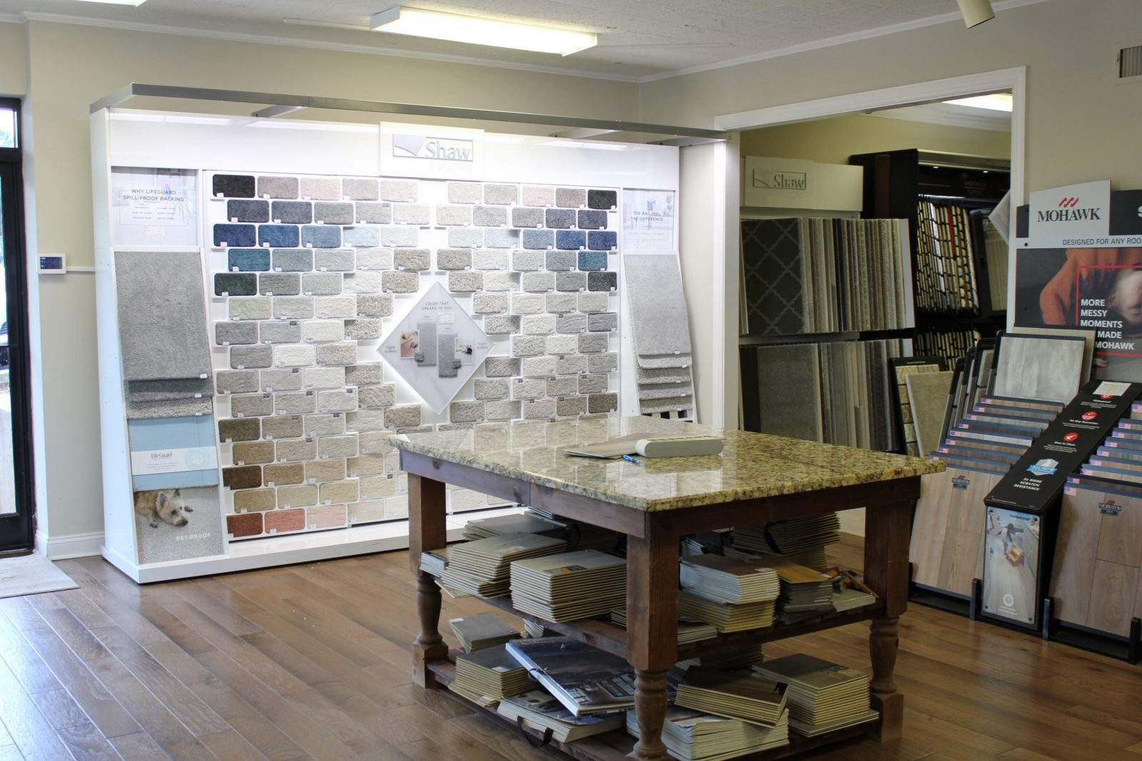 Showroom | Frazee Carpet & Flooring