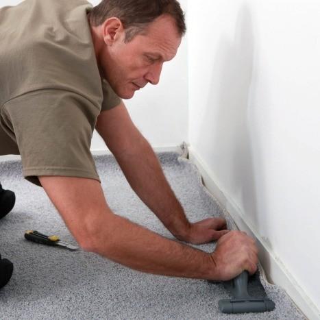 Carpet Installation | Frazee Carpet & Flooring