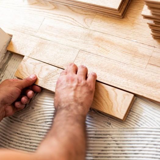 Hardwood Installation | Frazee Carpet & Flooring