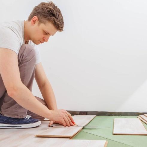 Vinyl Installation | Frazee Carpet & Flooring | Frazee Carpet & Flooring