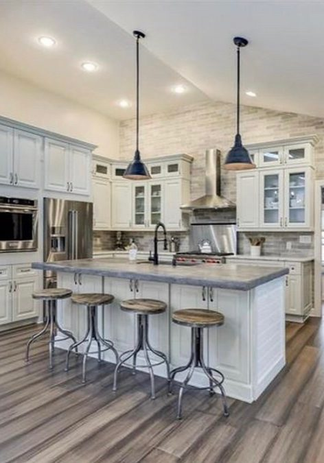 Kitchen Cabinets and countertops | Frazee Carpet & Flooring