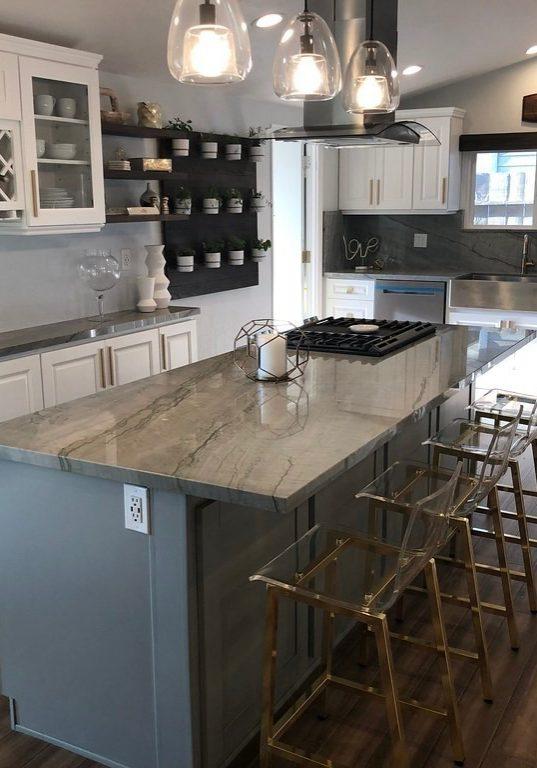 Kitchen interiors | Frazee Carpet & Flooring